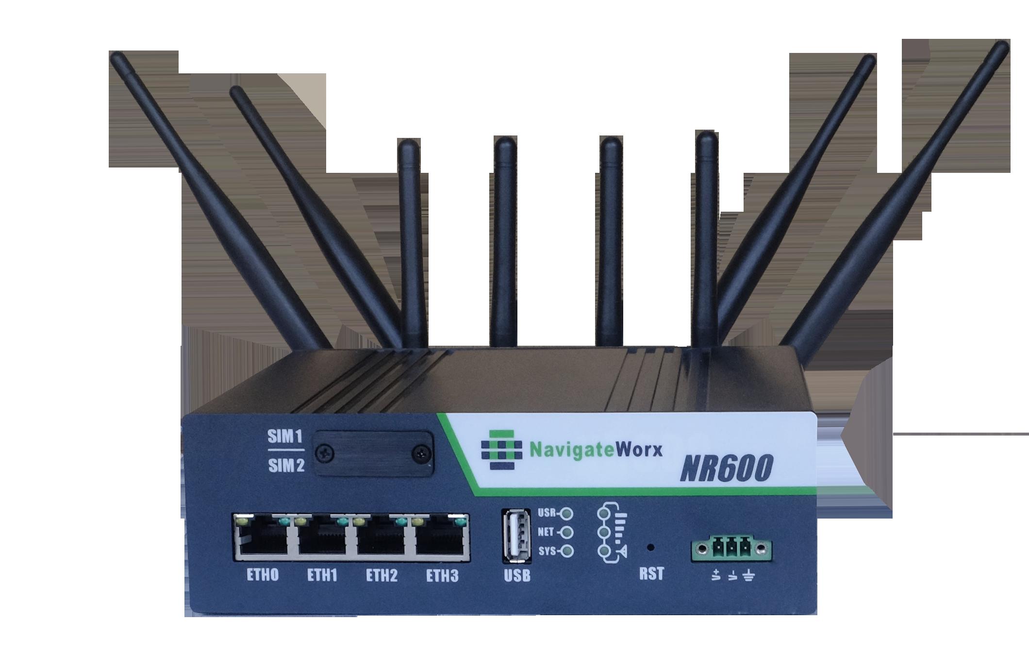 Industriële routers