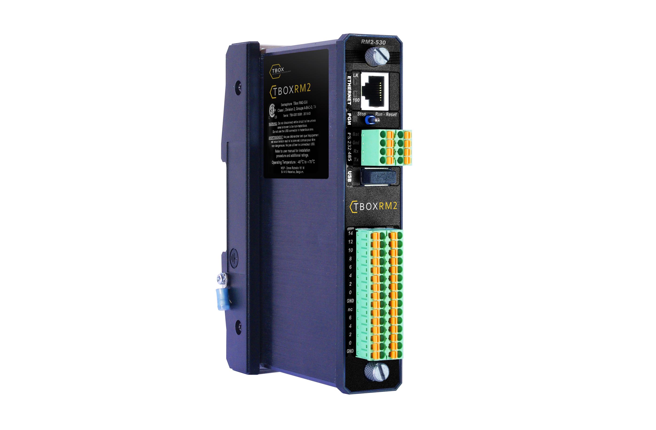 TBox Remote I/O